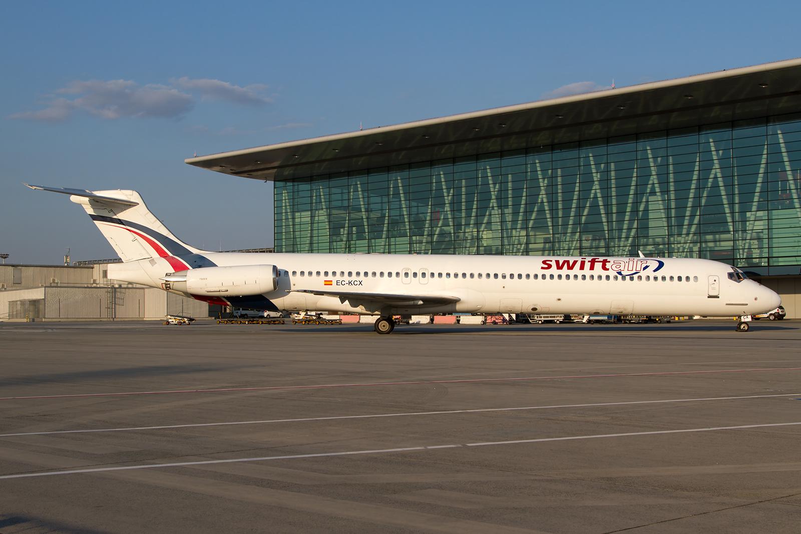 Lezuhant egy Swift Air MD-83-as Maliban