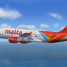 Továbbra is a Malév GH-t választotta az Air Malta