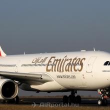 Hivatalos: Ősztől Budapesten az Emirates!
