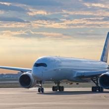 Az Arab Emírségekben perzselődik az A350XWB