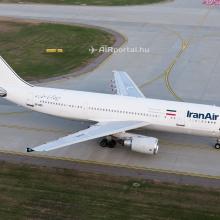 Száz új repülőgépre lenne szüksége az Iran Air-nek