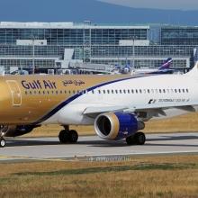 Budapesten szakította meg útját egy Gulf Air A320