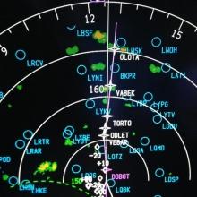 Új generációs időjárásradarokkal biztonságosabb a repülés